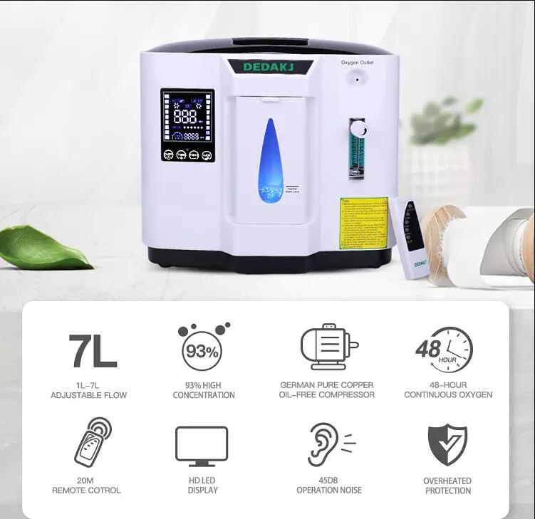 home car use portable PSA oxygen concentrator for health care