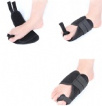 2 pcs bunion corrector relief sleeves