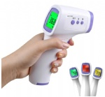 Infrared Digital Forehead Thermometer Medical Non-Contact Baby Adult Infrared Thermometer Gun